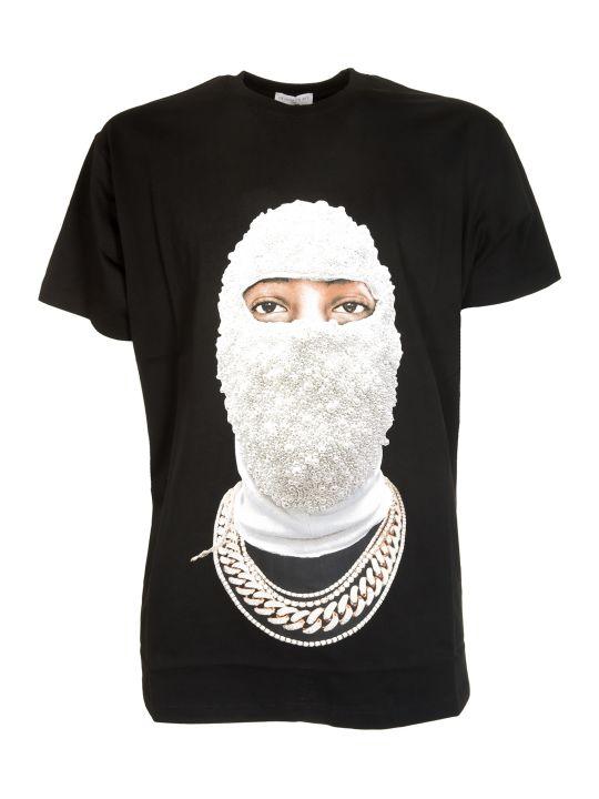 ih nom uh nit Face Print T-shirt
