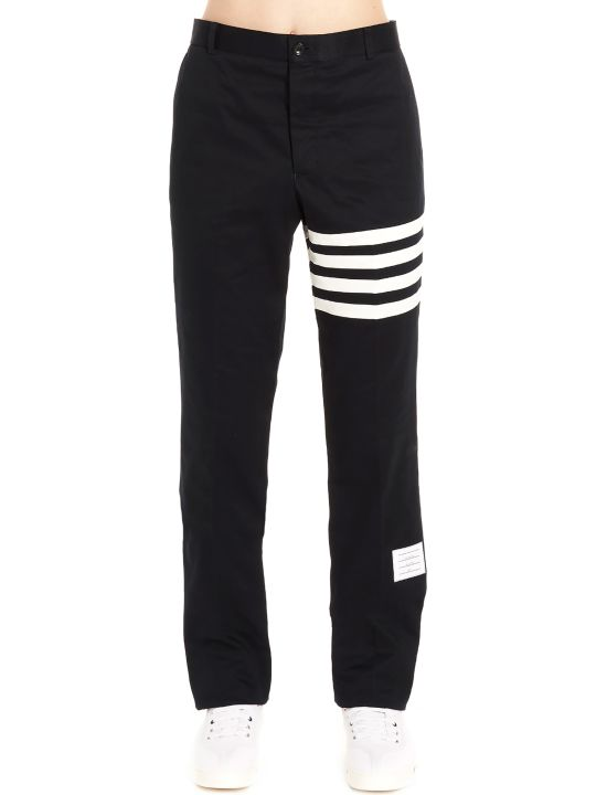 Thom Browne '4 Bar Stripes' Pants