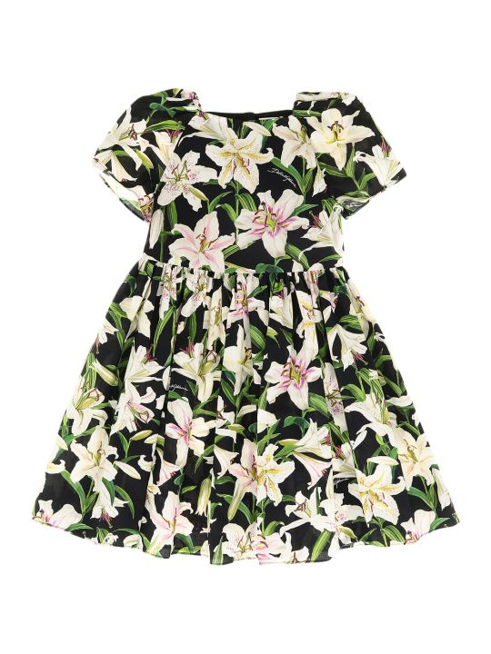 Dolce & Gabbana Lilies Dress