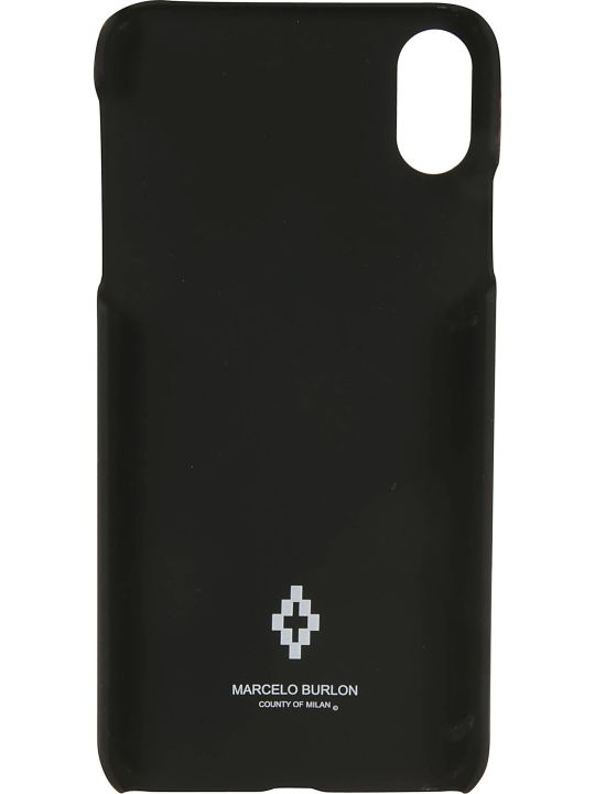 Marcelo Burlon Leopard Wings Xs Phone Case