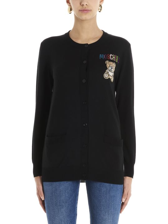 Moschino 'teddy' Cardigan