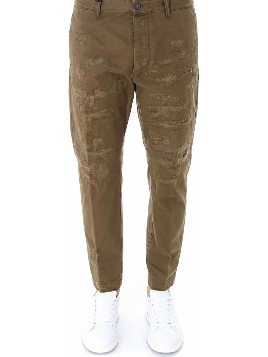 Dsquared2 Hockney Fit Pants