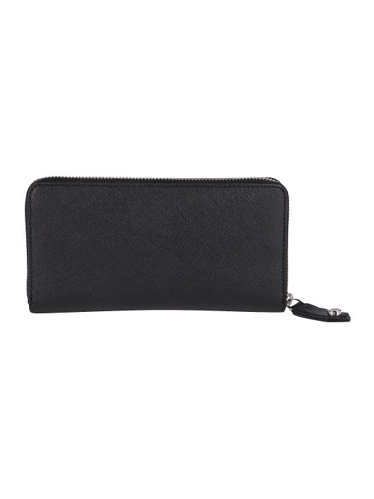 Vivienne Westwood Logo Zipped Wallet