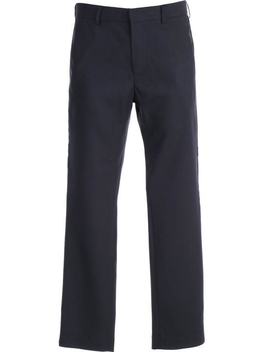 Maison Flaneur Piping Trousers