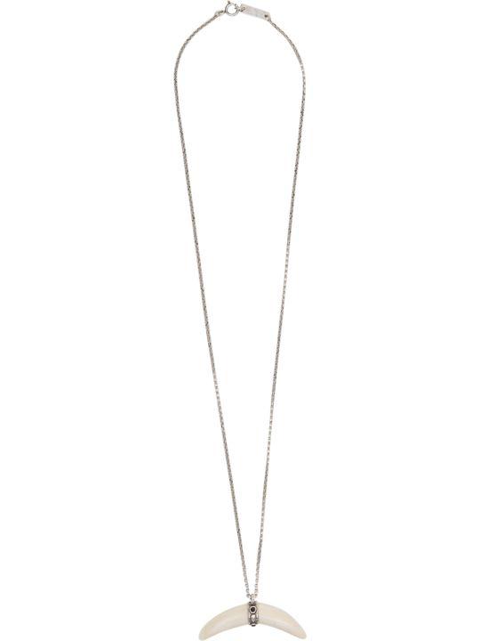Isabel Marant Cap Horn Necklace