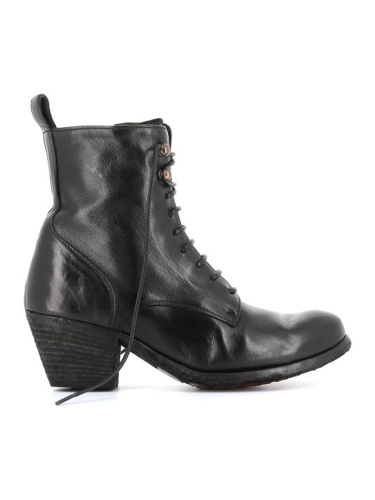 "Officine Creative Lace Up Boots ""giselle/058"""