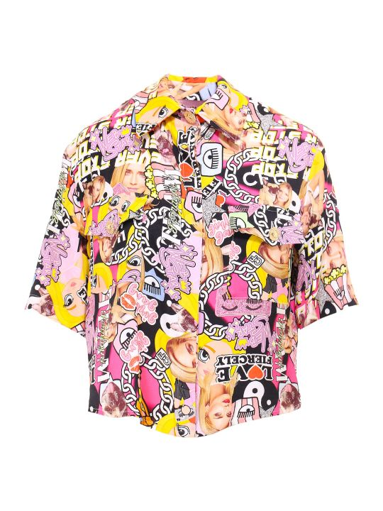 Chiara Ferragni Collage Boxy Shirt