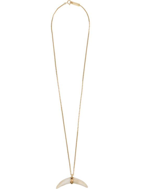 Isabel Marant Cap Horn Necklace