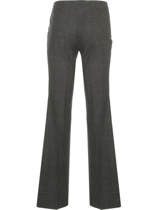 Parosh Long Flared Pants