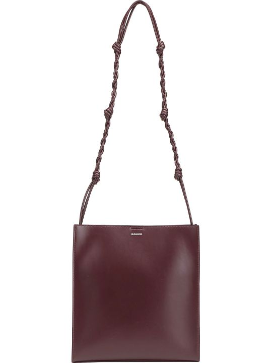 Jil Sander Tangle Md Shoulder Bag