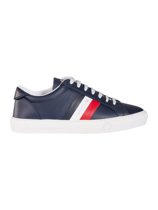 Moncler Stripe Detail Sneakers