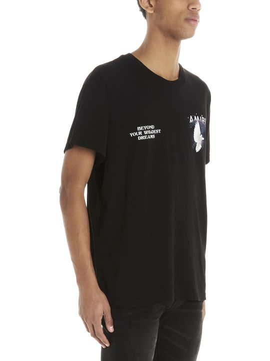 AMIRI 'dual Doves' T-shirt