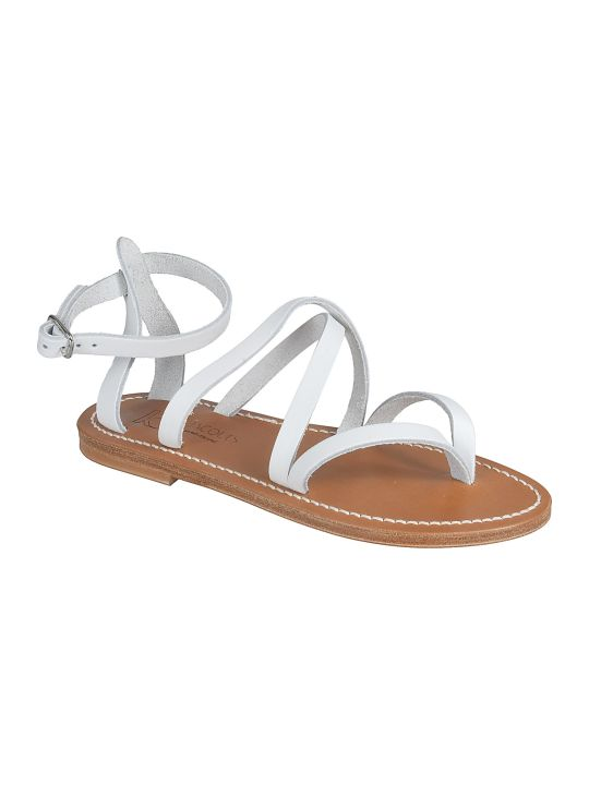 K.Jacques Epicure Flat Sandals