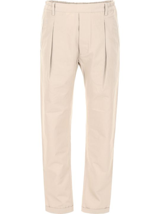 Kent & Curwen Darted Trousers
