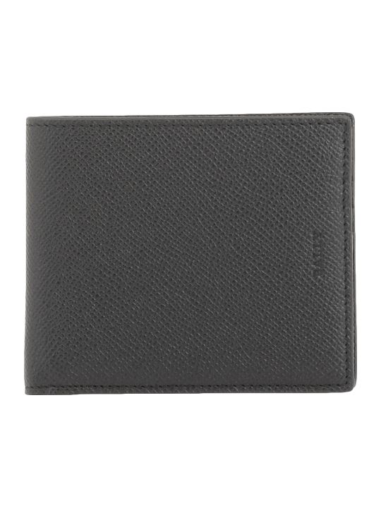 Bally Wallet Leather