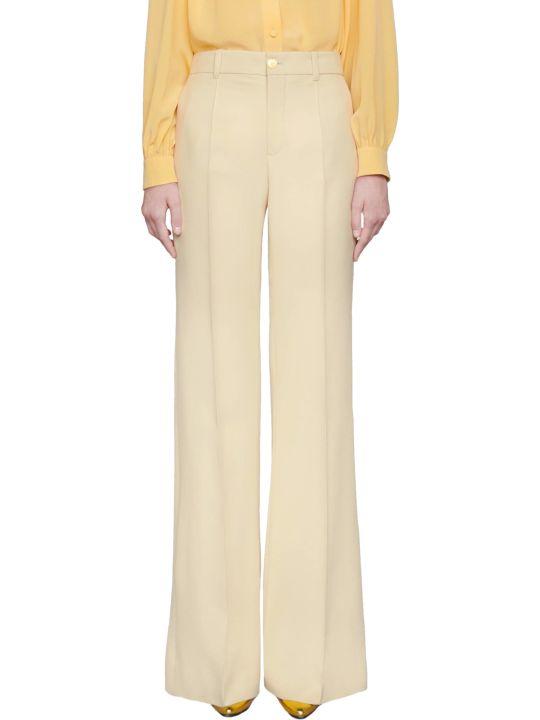 Gucci Long Flared Pants/lungo Zampa
