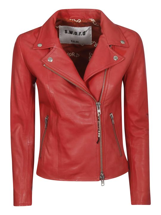 S.W.O.R.D 6.6.44 S.w.o.r.d 6.6.44 Biker Jacket