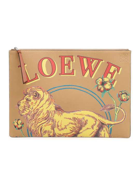 Loewe Large Flat Pouch