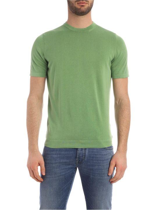 Drumohr T-shirt Costina Frost