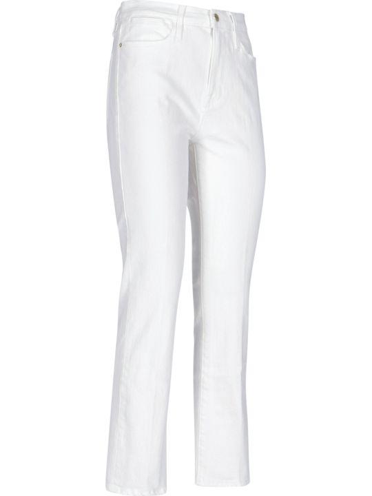 Frame High Waist Denim Pants
