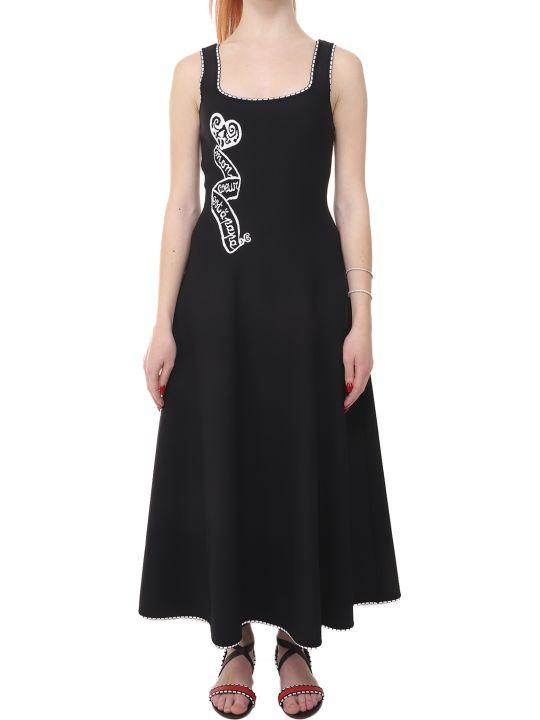 Alaia Azzedine Alaia Black Mon Coeur Dress
