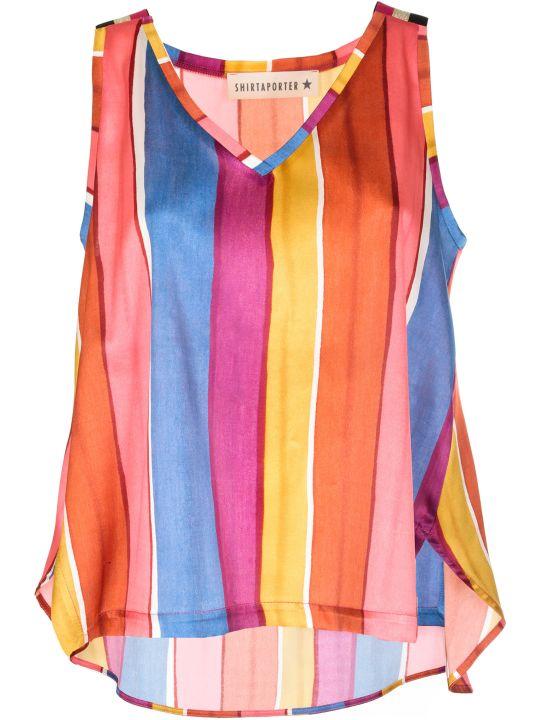 Shirt a Porter Stripe Top