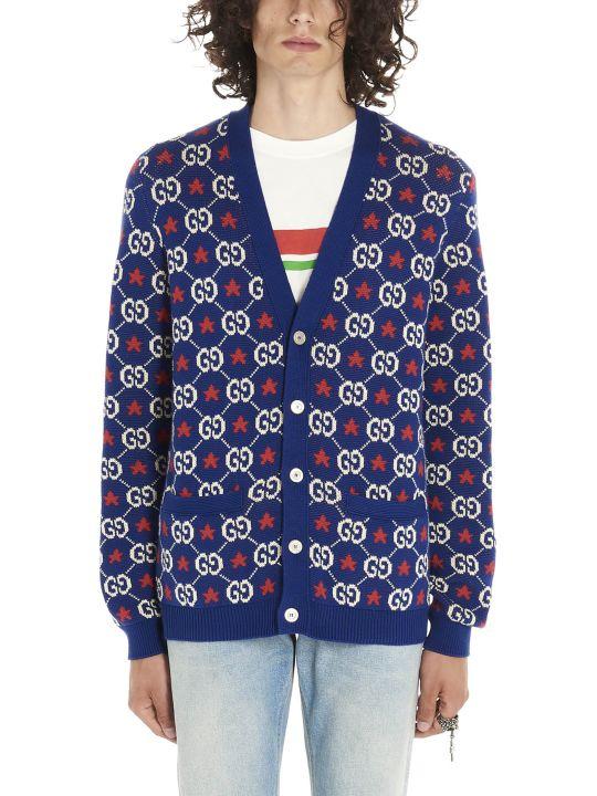 Gucci 'gg Stars' Cardigan