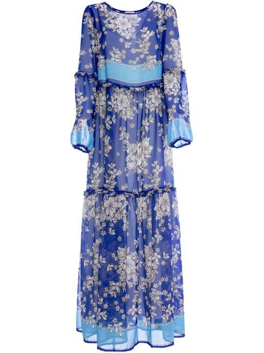 Parosh P.a.r.o.s.h. Georgette Dress