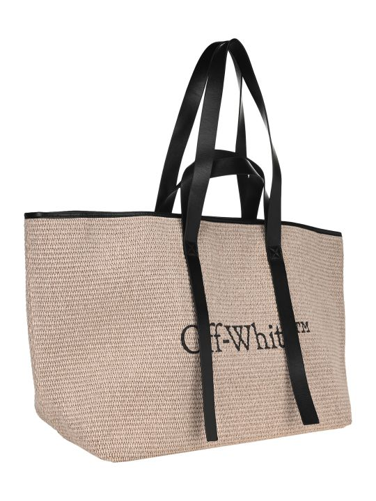 Off-White Off White Commercial Logo Tote