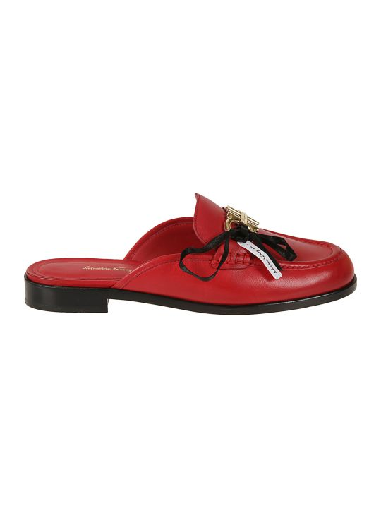 Salvatore Ferragamo Travel Slippers