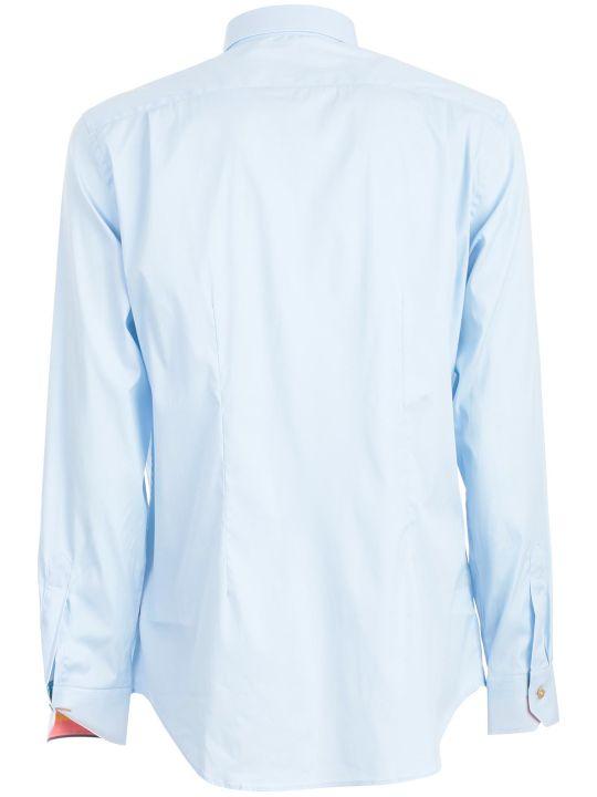 Paul Smith Gents Tailored Shirt Poplin Stretch
