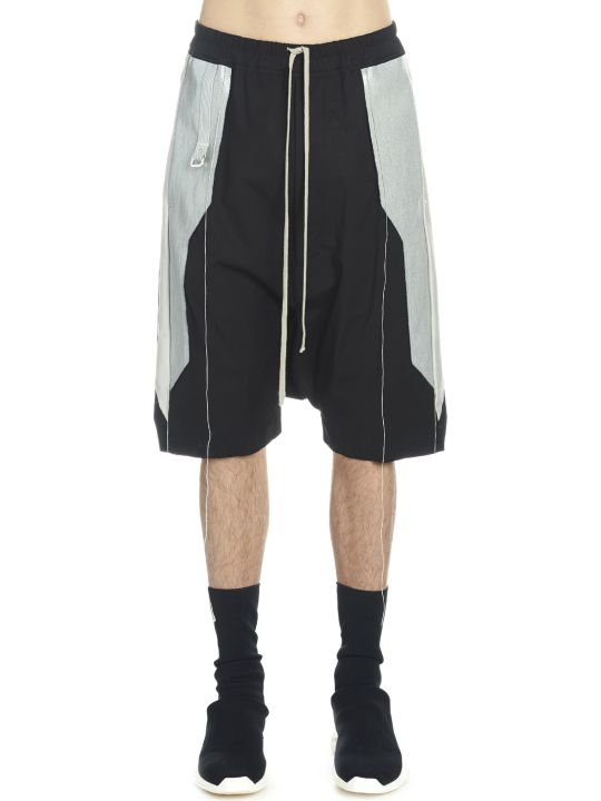 Rick Owens 'paneled Ricks Pods' Short