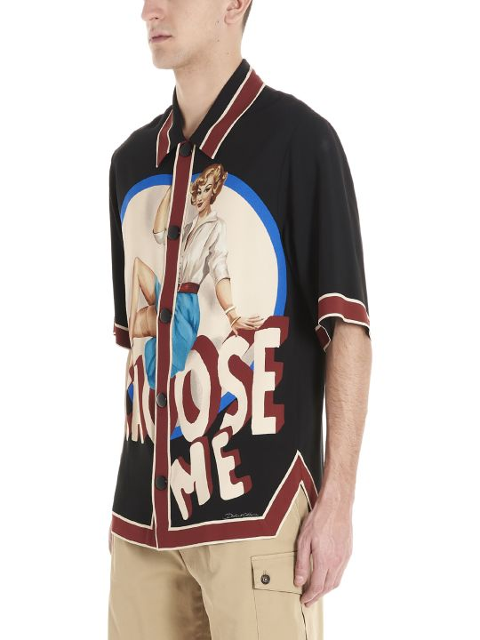 Dolce & Gabbana 'choose Me' Shirt