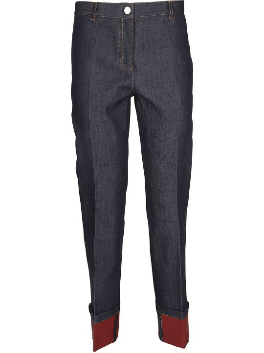 Bottega Veneta Cropped Jeans