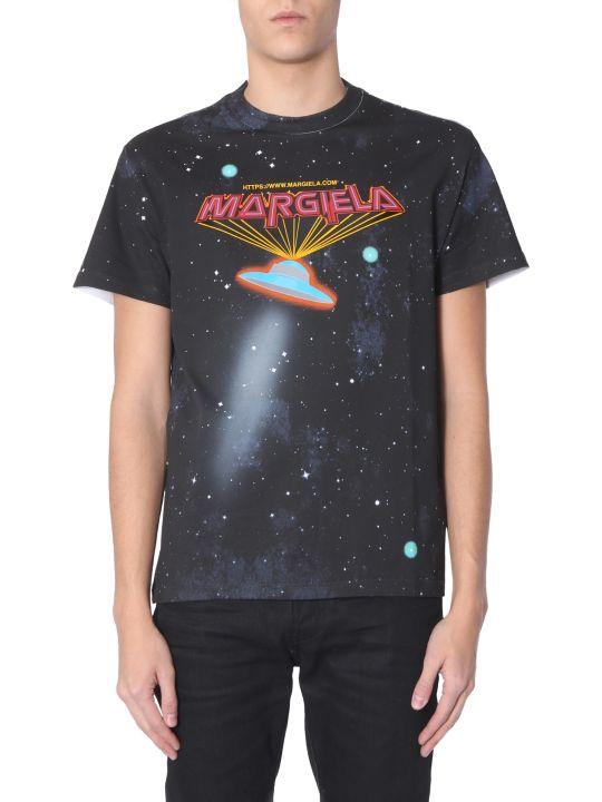 Maison Margiela T-shirt With Logo Print