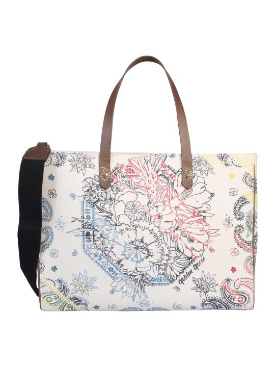 Golden Goose California Shopping Bag