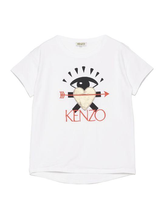 Kenzo Kids 'jella Party' T-shirt
