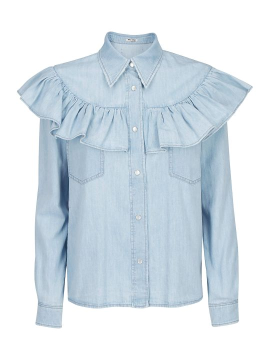 Miu Miu Denim Shirt