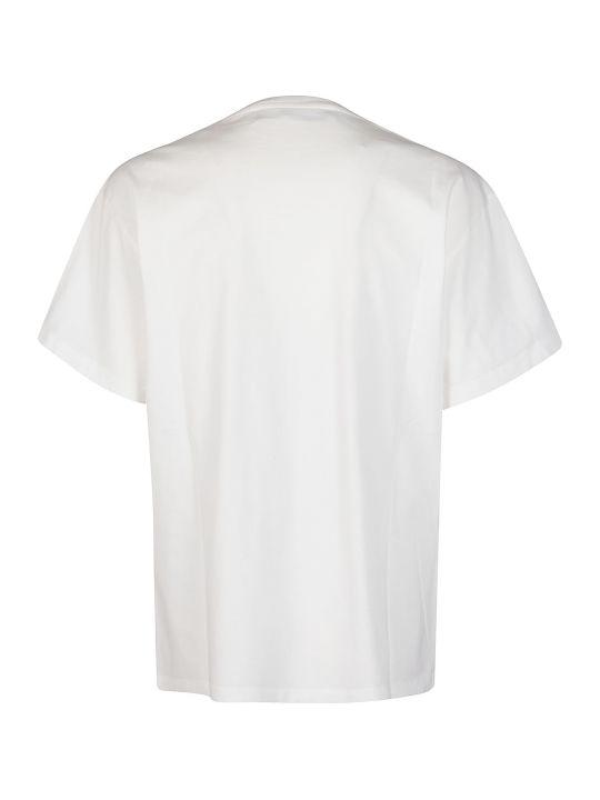 Golden Goose White Cotton T-shirt