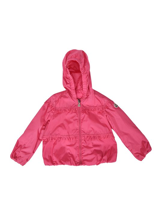 Moncler Kids Hooded Jacket