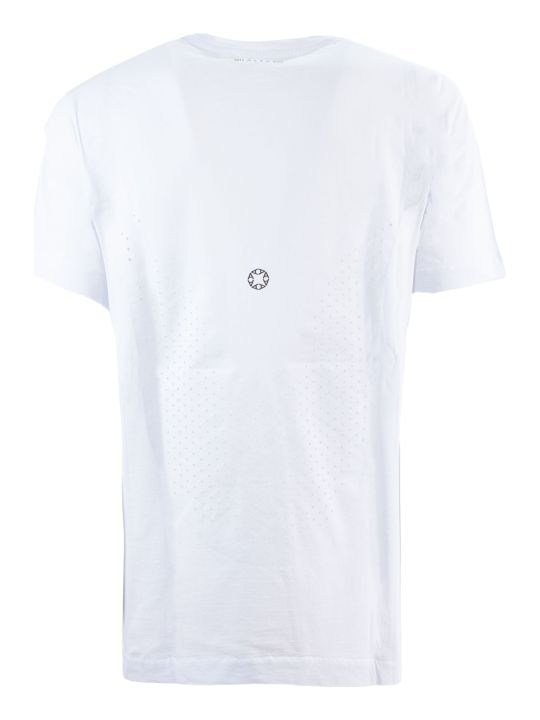 1017 ALYX 9SM White Cotton T-shirt