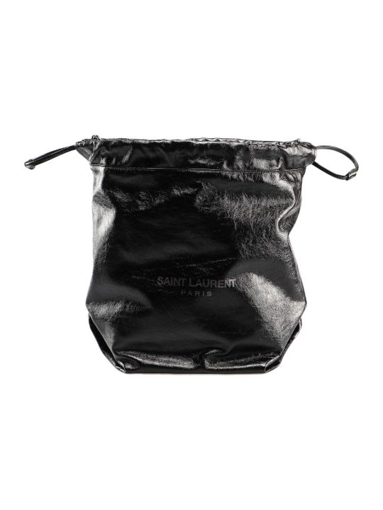 Saint Laurent Teddy Sac Bucket Bag