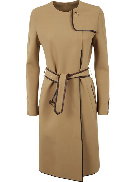 Burberry Slim-fit Trench