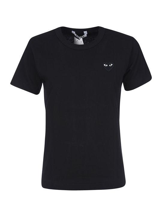 Comme des Garçons Logo Patch T-shirt