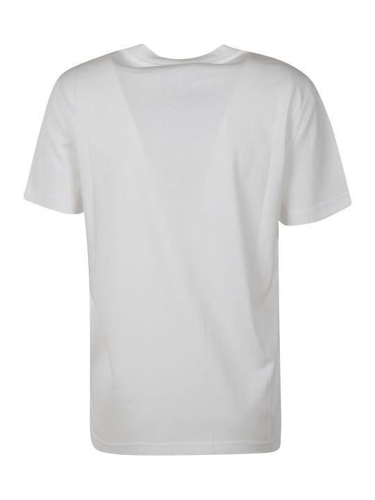 Moschino Chest Bear Logo Print T-shirt