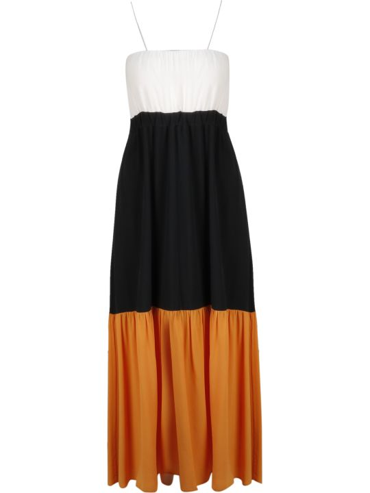 SEMICOUTURE Maxi Dress
