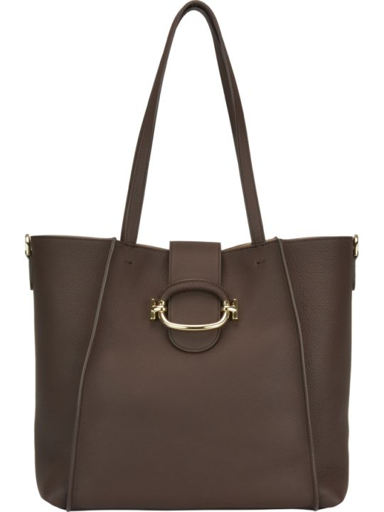 Tod's Double T Big Shopping Bag
