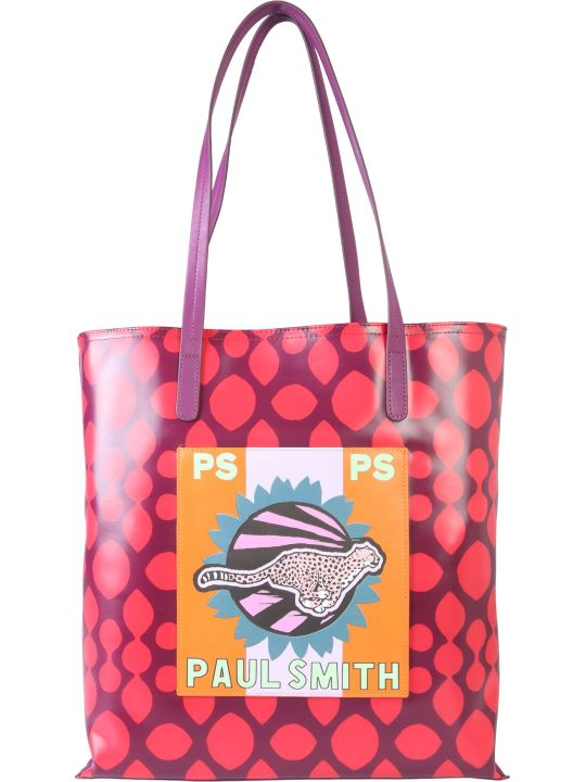 PS by Paul Smith Live Faster  Shopping Bag