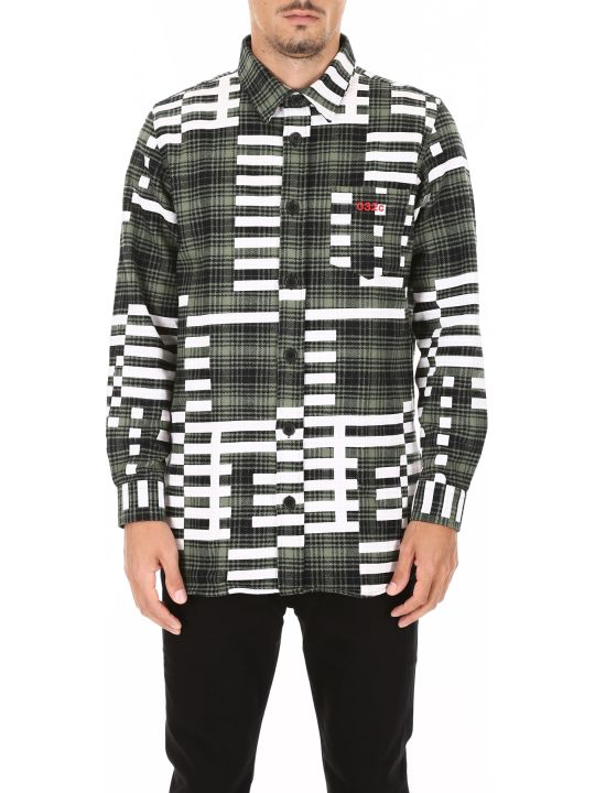 032c Check Flannel Shirt