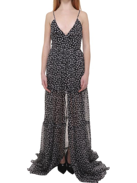 AMIRI Floral Maxi Dress